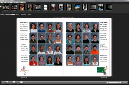 Digital Yearbook Ordering System (Digital Imaging)