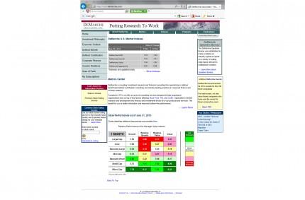 Demarche (Web Site)