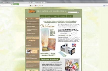 Lamcraft (Web Site)